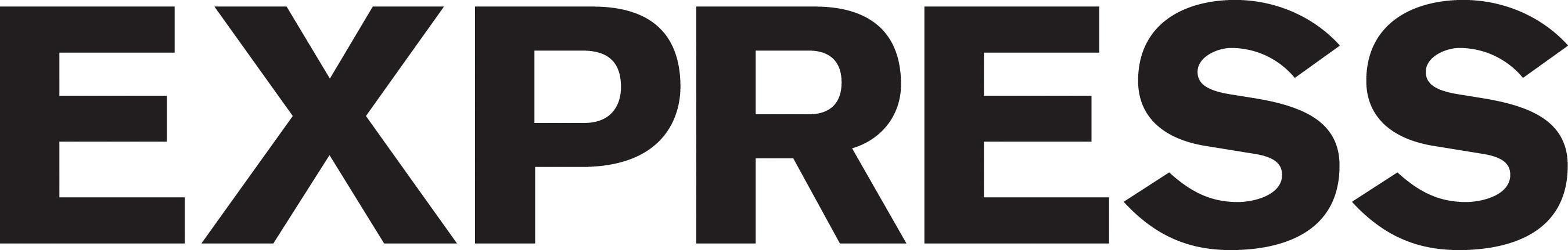 EXPRESS Logo. (PRNewsFoto/EXPRESS)