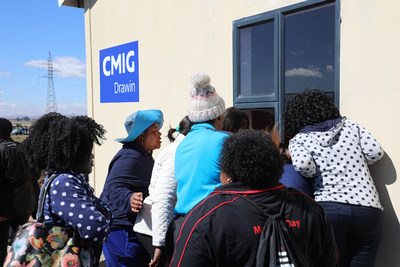 CMIG Drawin Launches Its First Prefabricated Construction Project in South Africa