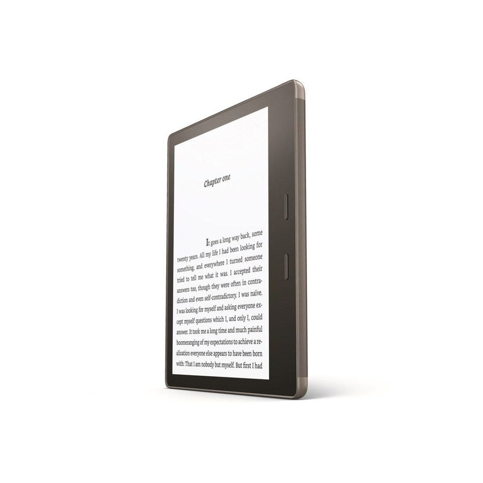 The All-New Kindle Oasis (CNW Group/Amazon.ca)
