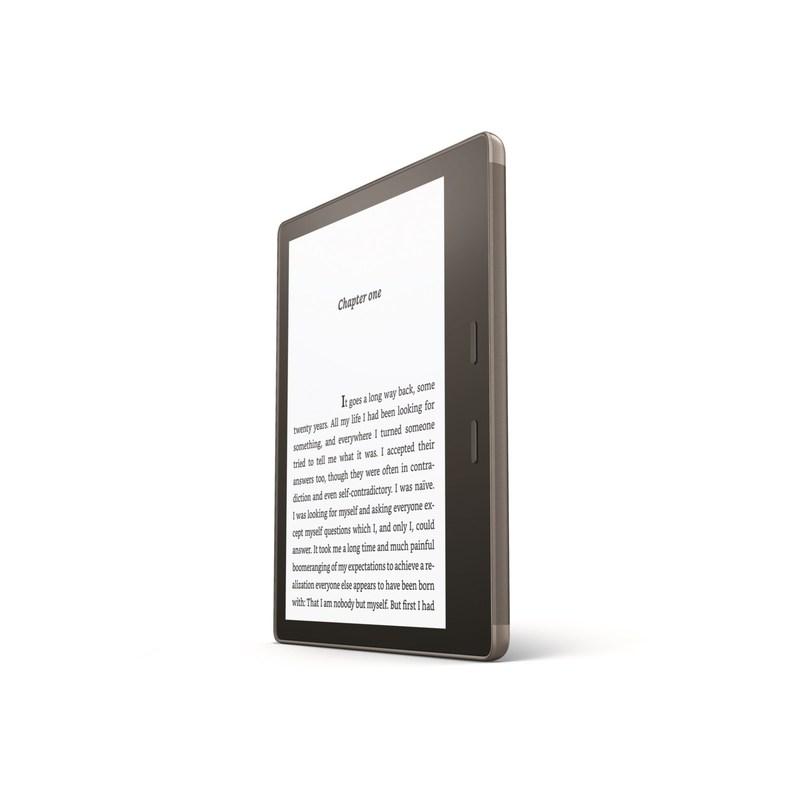 La toute nouvelle liseuse Kindle Oasis (Groupe CNW/Amazon.ca)