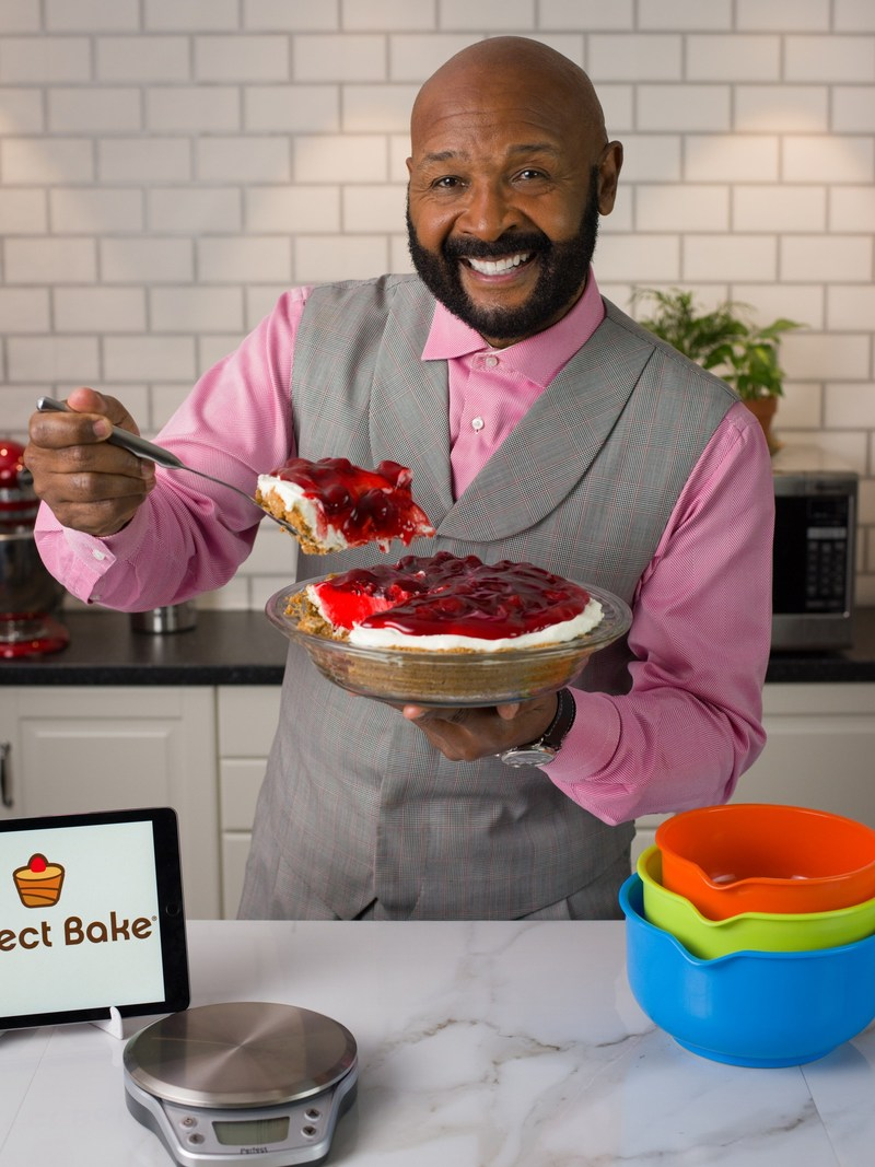 Perfect company and rushion mcdonald launch season two of for Perfect bake scale system