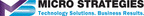 Micro Strategies and Siwel Consulting Announce a Strategic Relationship to Bring Transformational Business Solutions to our Clients