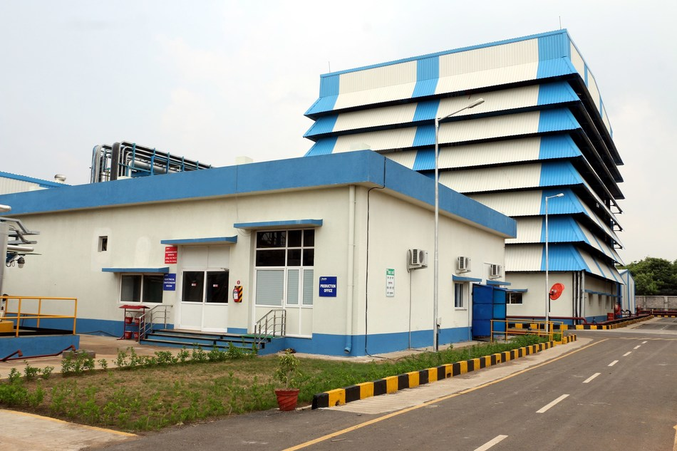 Bostik Manufacturing Facility in Gujarat, India (PRNewsfoto/Bostik)