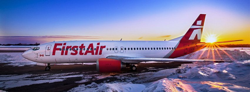 First Air - New livery (CNW Group/First Air)