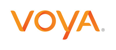 Voya Financial logo (PRNewsFoto/Voya Financial, Inc.)