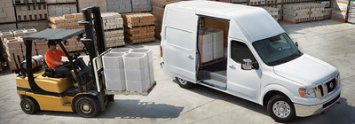 Business owners can use a Nissan commercial vehicle to meet their bottom line.