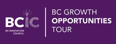 BC Innovation Council's #BCGO Tour stopped off in Victoria for the third leg of the six-city provincial tour. (CNW Group/BC Innovation Council)