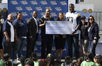 California Dairy Families and the Los Angeles Rams Award Inglewood Unified School District $10,000 Grant to Support Student Wellness