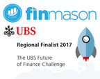 FinMason Named by UBS As an Americas Regional Finalist in Future of Finance Challenge 2017