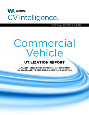 New WardsAuto Report Takes Detailed Look at Commercial Vehicle Usage