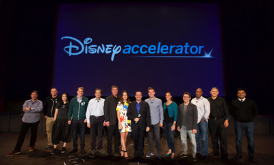 The Walt Disney Company concluded the 2017 Disney Accelerator program today by hosting its fourth annual Demo Day. At the event, the eleven participating companies presented their businesses to investors, Disney executives and other industry leaders.