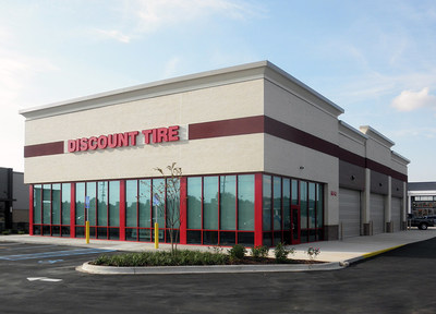 Discount Tire, the world's largest independent tire and wheel retailer, opened its first store in Alabama to meet demand in the state.