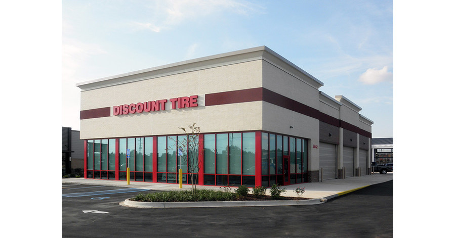 Discount Tire Store Hours >> Discount Tire Opens First Location In Alabama