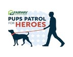 Fairway Independent Mortgage Corp of Delaware Hosts 1st Annual Pups Patrol for Heroes Walk at the Wilmington Riverfront