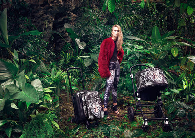 Bugaboo Takes A Walk On The Wild Side With Australian Lifestyle Brand We Are Handsome