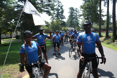 Wounded veterans from around the Carolina's gathered in Rock Hill for Soldier Ride, hosted by Wounded Warrior Project.