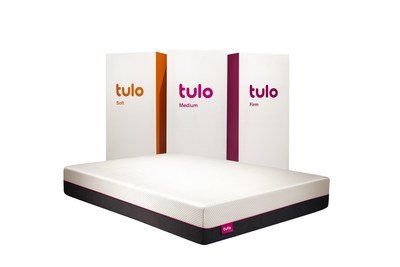 Introducing tulo bed-in-a-box