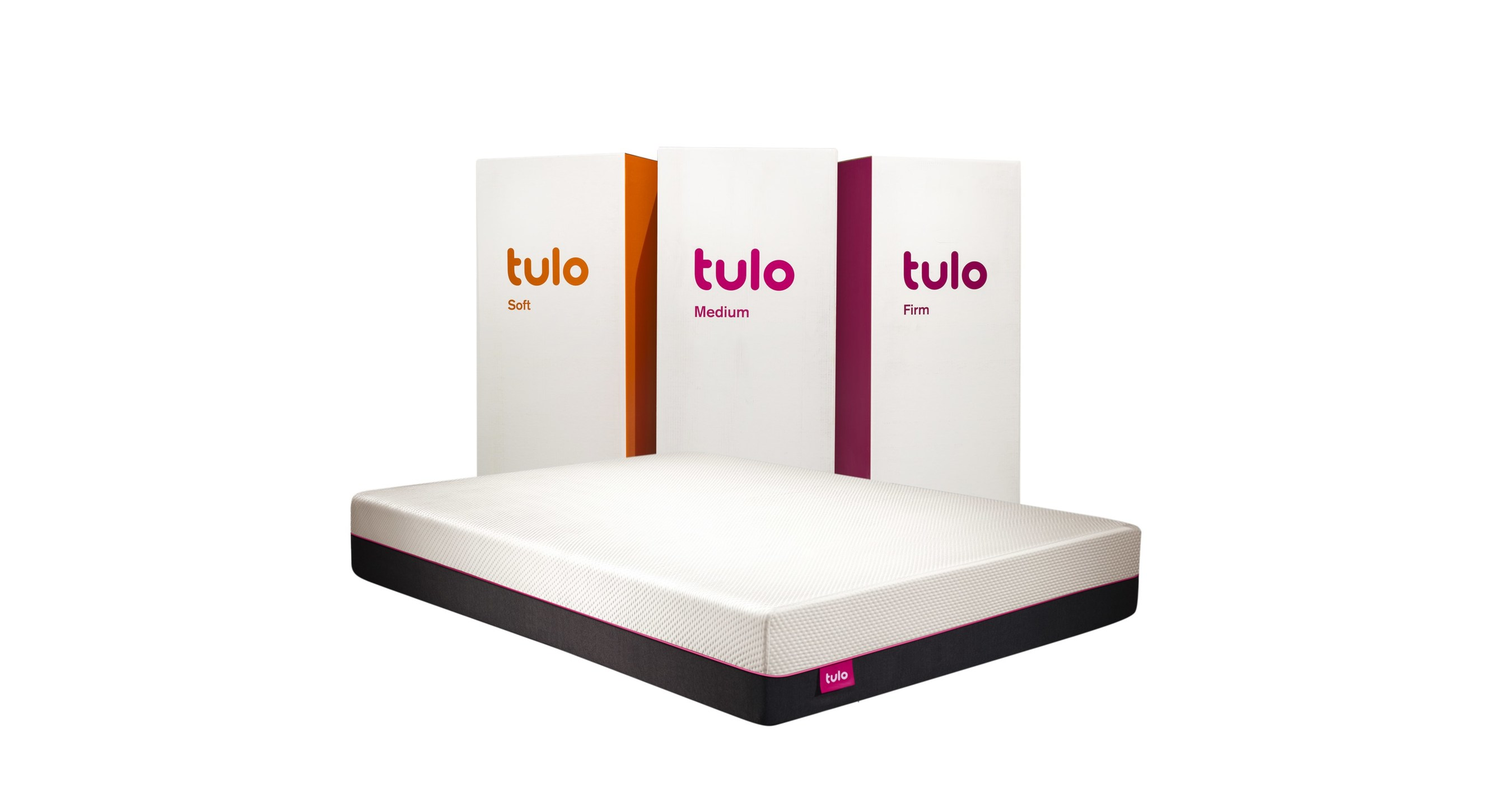 e is Not a Choice Introducing tulo a Bed in a Box Brand with