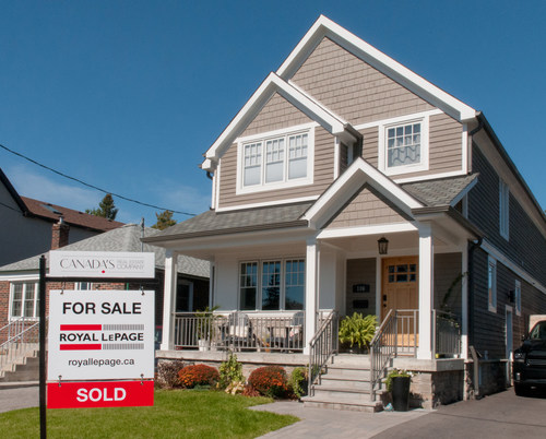 Expanding Regional Economies to Lift Home Prices in Canada's Major Markets (CNW Group/Royal LePage Real Estate Services)