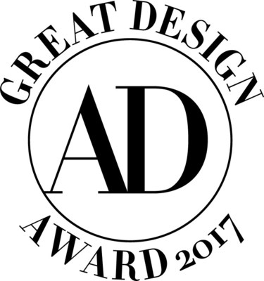 Architectural Digest Great Design Award 2017