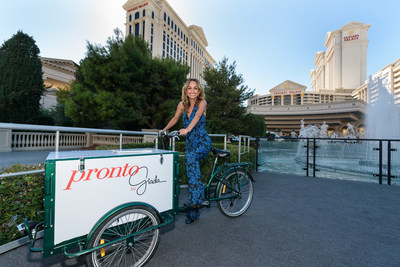 Giada De Laurentiis Announces Plans to Open Second Las Vegas Restaurant—Pronto by Giada—at Caesars Palace in Early 2018. Credit: Patrick Gray/Erik Kabik Group