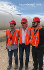 Hyperloop One and Virgin Group develop strategic partnership to form Virgin Hyperloop One (PRNewsfoto/Hyperloop One)