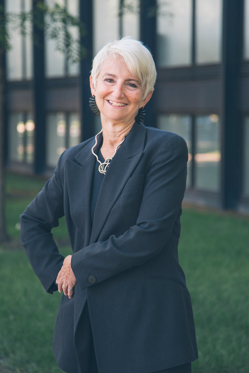 pratt institute selects frances bronet as the college�s