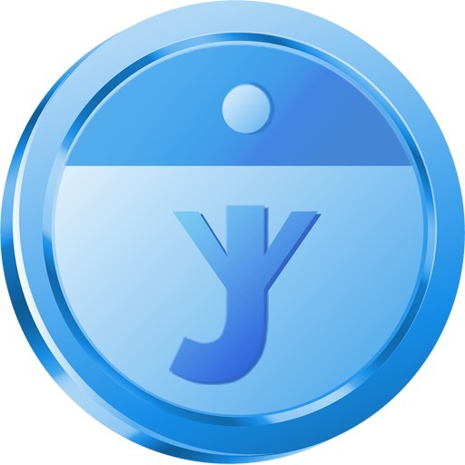The icon for the Javvy token (JVY)