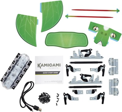Meet Kamigami™! Mattel Launches Build-It-Yourself Robotics Engineering Set