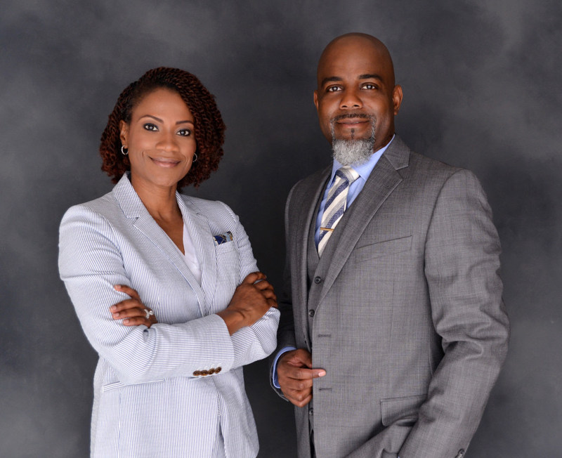 Kelley and Troi Taylor, Owners of Taylor Construction Management