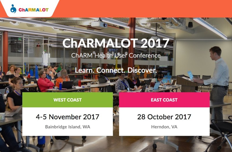 ChARMALOT 2017 - ChARM Health User Conference and Reseller Conference