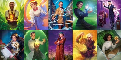 STEM: Epic Heroes features superheroes of science, champions of chemistry, exemplars of engineering and many more in an artistically brilliant strategy game that can be played virtually endlessly to teach, engage and inspire.