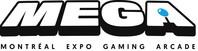 Logo: Montreal Expo Gaming Arcade (MEGA) (CNW Group/Montreal Expo Gaming Arcade (MEGA))