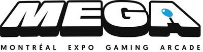 Logo : Montreal Expo Gaming Arcade (MEGA) (Groupe CNW/Montreal Expo Gaming Arcade (MEGA))