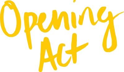 Opening Act Logo