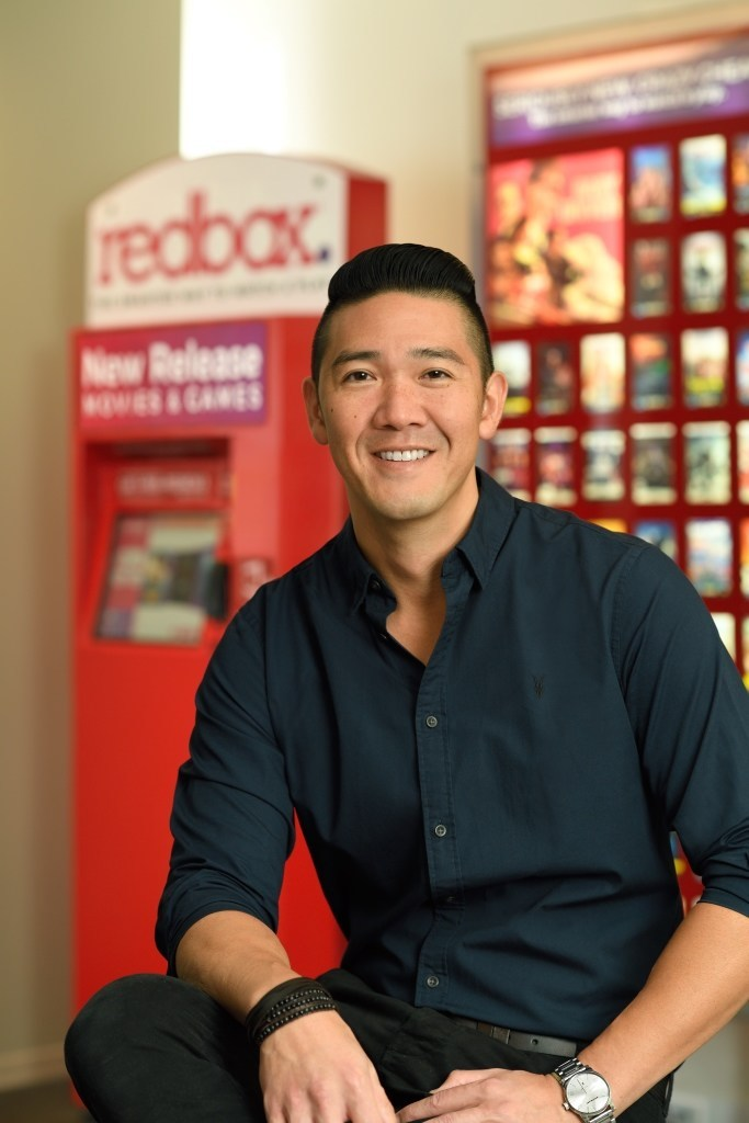 Jason Kwong, Chief Strategy And Business Development Officer, Redbox. Photo credit: Rubinic Photography, Inc.