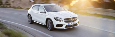 Readers can learn more about the 2018 Mercedes-Benz GLA 250 4Matic SUV available at Loeber Motors in Lincolnwood,Illinois.