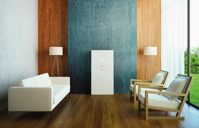 The sonnen residential smart energy storage system.
