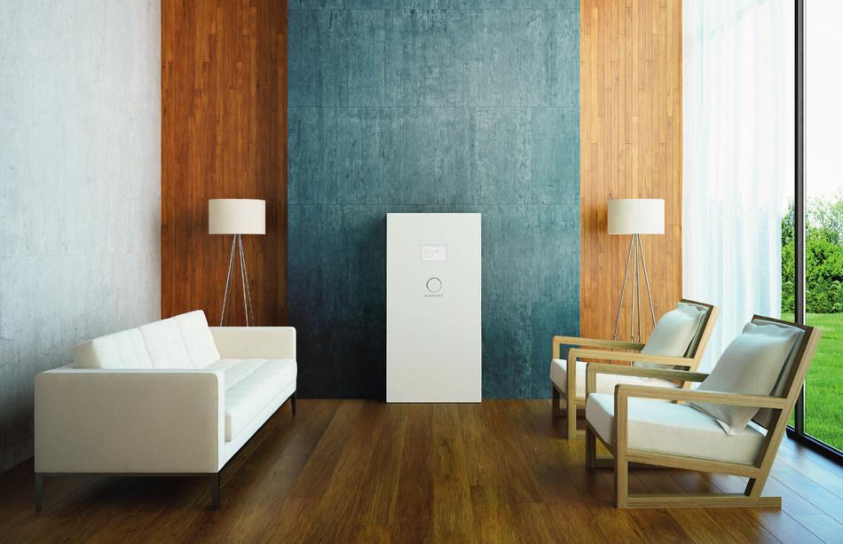 The sonnen residential smart energy storage system.