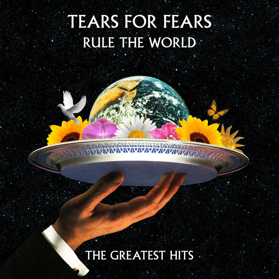 TEARS FOR FEARS STILL RULE THE WORLD WITH THEIR GREATEST HITS ALBUM OUT NOVEMBER 10. Tears For Fears – Roland Orzabal [vocals, guitar, keyboards] and Curt Smith [vocals, bass, keyboards] – close out 2017 with the release of their first career-spanning Greatest Hits album, Rule The World.  The collection arrives everywhere November 10, 2017 on UMe. It's available for pre-order at the band's official site now.