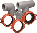 Victaulic Introduces Industry's First Grooved Joining Solution for CPVC Pipe
