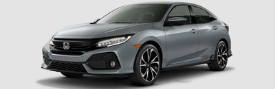 Chicago drivers can compare the 2018 Honda Civic Hatchback LX vs the EX trim on the Continental Honda website.