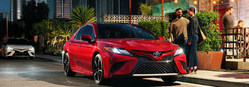 Serra Toyota of Decatur has updated lease page information to include the 2018 Toyota models now available at the dealership.