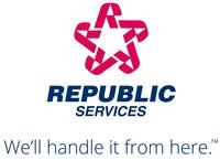 We'll handle it from here. (PRNewsFoto/Republic Services, Inc.) (PRNewsFoto/Republic Services, Inc.)
