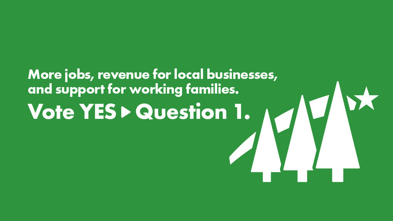 Vote Yes on Question 1