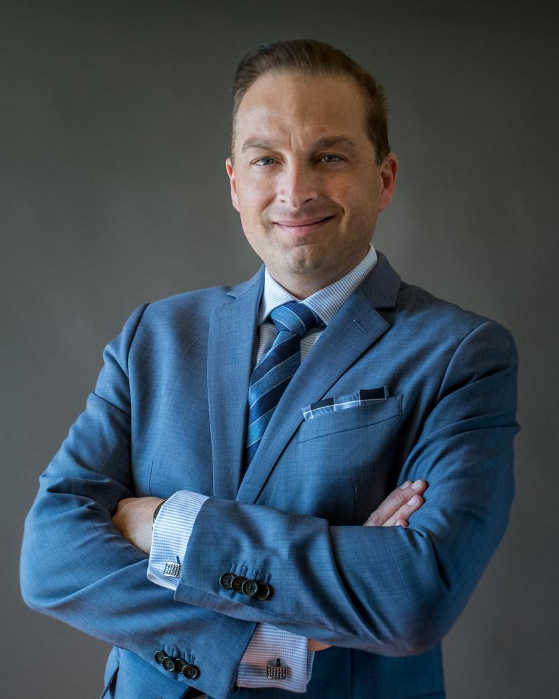 Jeremy Peters, Président, Randstad Ingénierie (Groupe CNW/Randstad Canada)