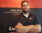Simon Latendresse représentera le Québec lors de la finale nationale de Best of Belron (Groupe CNW/Belron Canada Inc.)