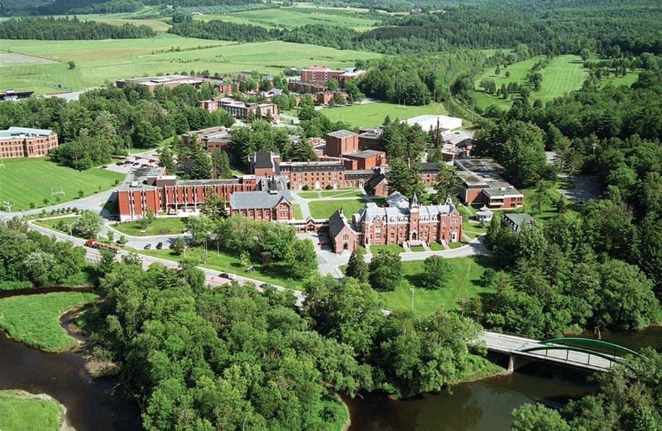 L'Université Bishop's (Groupe CNW/Université de Sherbrooke)