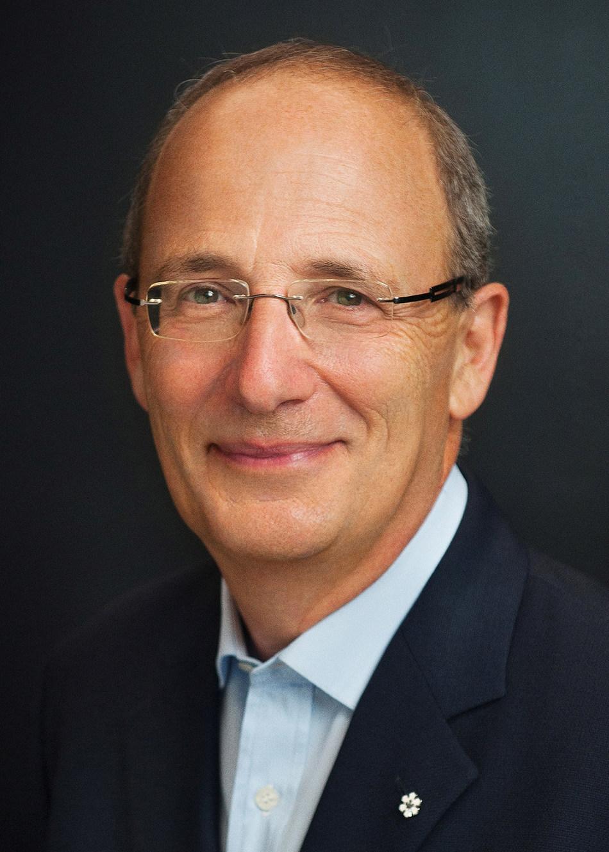 Le principal et vice-chancelier de l'Université Bishop's, Michael Goldboom (Groupe CNW/Université de Sherbrooke)