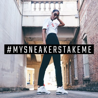 Hibbett Sports Announces Social Media Sneaker Contest #MySneakersTakeMe #StyledbyHibbett